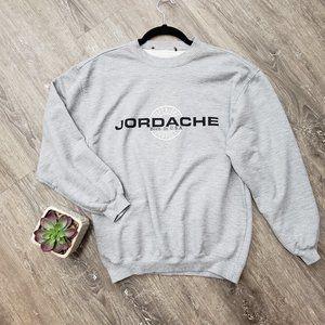 Vintage Jordache Grey Sweatshirt Size S